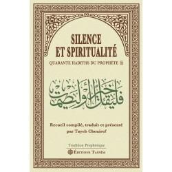 Silence et Spiritualité....
