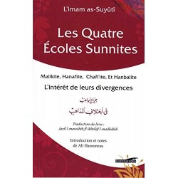 Les Quatre écoles sunnites....