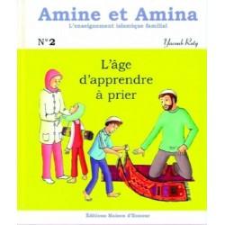 Amine et Amina : L'âge...