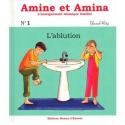 Amine et Amina. L'ablution N°1