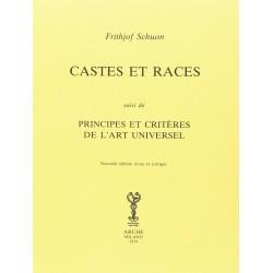 Castes et races. Suivi de :...