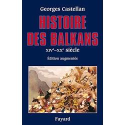 Histoire des Balkans :...