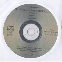 2 CD pour Manuel d'arabe...