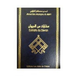 Extraits du Diwan. (tirage...