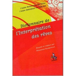 Dictionnaire de...