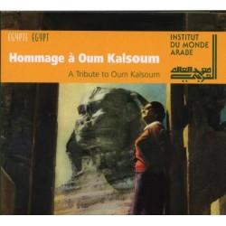 Hommage à Oum Kalsoum