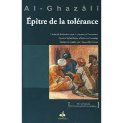 L'épître de la tolérance -...