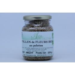Pollen de fleurs BIO en pot...