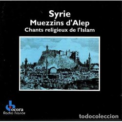 Syrie - Muezzins D'Alep...
