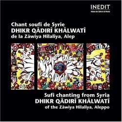 Chants Soufis De Syrie -...