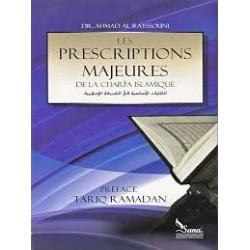 Les prescriptions majeures...