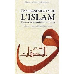 Enseignements de l'Islam....