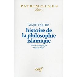 Histoire de la philosophie...