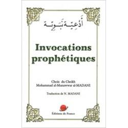 Invocations prophètiques