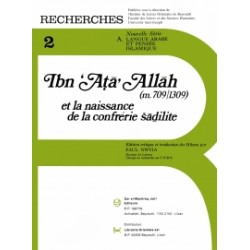 Ibn 'Atâ Allâh et la...