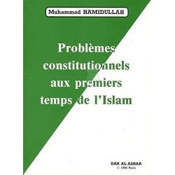Problèmes constitutionnels...