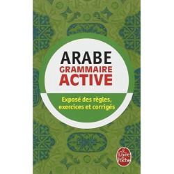 Grammaire active de l'arabe...