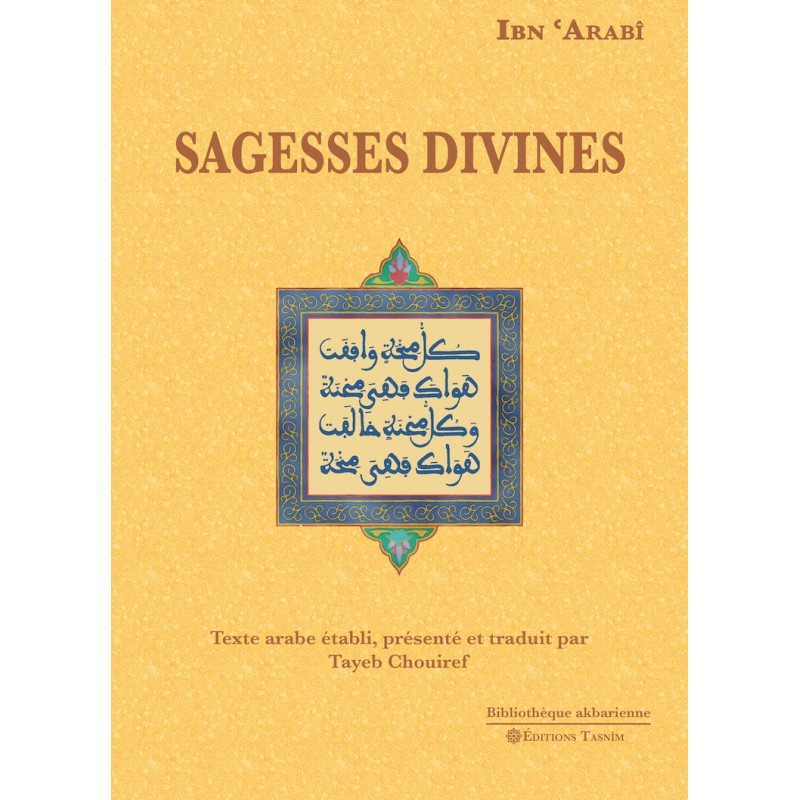 Sagesses divines